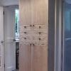 Hall Pushchair Cupboard