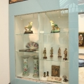 Glass screen Victorian Galleries