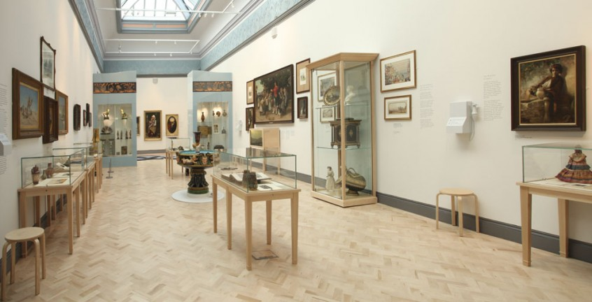 Galleries & Exhibitions
