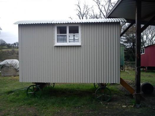 Huts, huts and more huts..