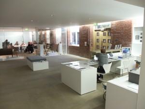 Bury Museum and Archive Centre. Design: Paul Bradley