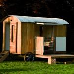 Bespoke Cedar Hut
